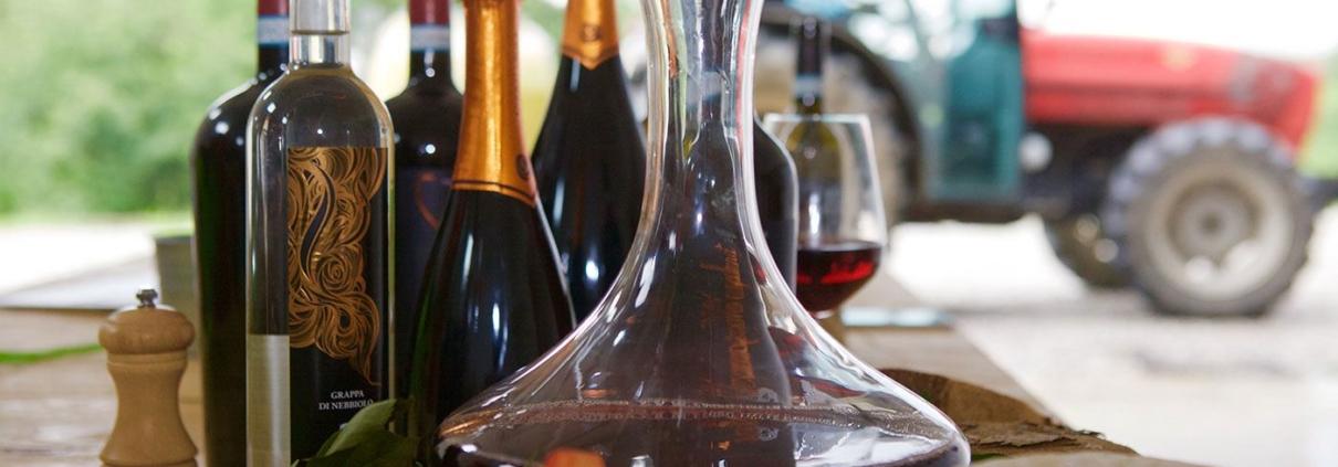 Nebbiolo Alto Piemonte - I nostri vini