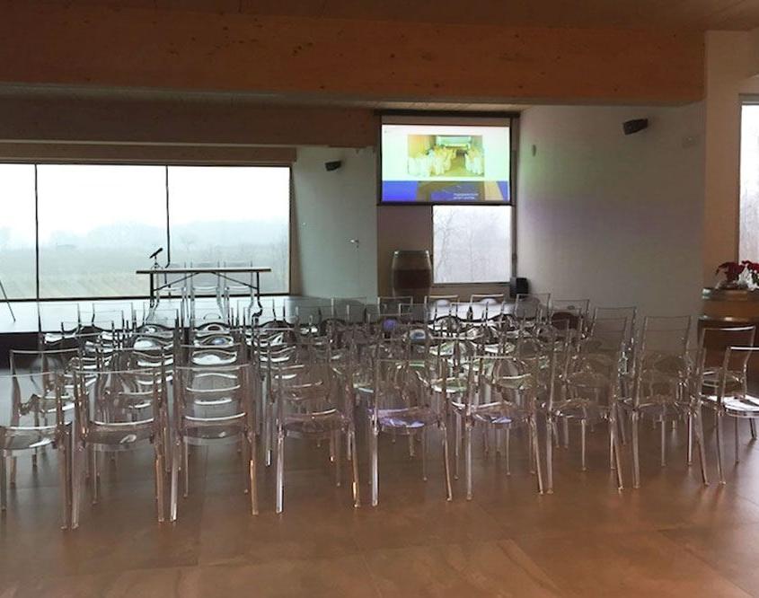 Nebbiolo Alto Piemonte - Riunioni aziendali