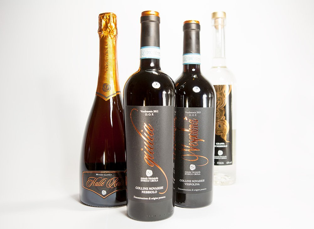 Nebbiolo Colline Novaresi - Tutti i vini